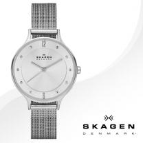 [SKAGEN] 스카겐 SKW2149 여성시계 메탈밴드 손목시계