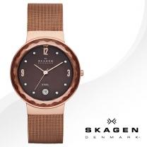 [SKAGEN] 스카겐 456SRR1 여성시계 메탈밴드 손목시계