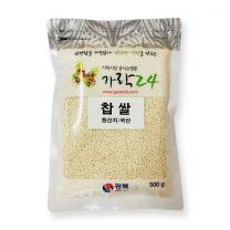 유료배송_[가락24]찹쌀 500g/광복/17년산