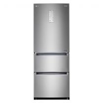 [하이마트] 스탠드형 김치냉장고 K338SN15 (327L) 디오스/3도어