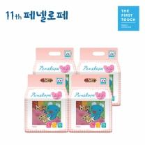 뉴미라클 팬티기저귀 대형(여아용) 26매x4팩