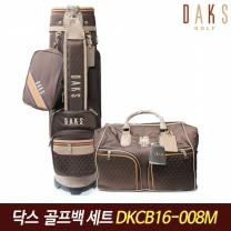 닥스골프 정품 백세트 DKCB16-008M 골프가방