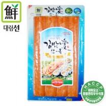 [사조대림] 김밥에쏘옥 132g