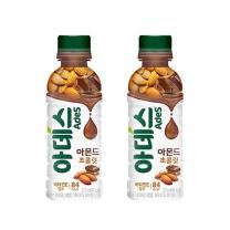 [무료배송]아데스 아몬드 초콜릿 210ml PET 24개