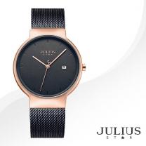 [JULIUS STAR] 줄리어스 스타 JS009ME 남성시계 메탈밴드 손목시계