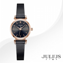 [JULIUS STAR] 줄리어스 스타 JS001D 여성시계 메탈밴드 손목시계