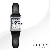 [JULIUS STAR] 줄리어스 스타 JS002A 여성시계 가죽밴드 손목시계
