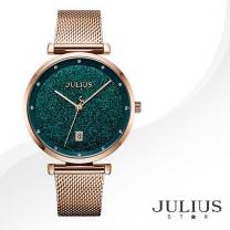 [JULIUS STAR] 줄리어스 스타 JS003C 여성시계 메탈밴드 손목시계