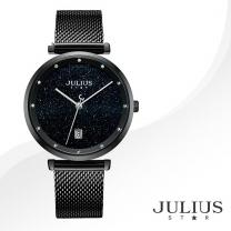 [JULIUS STAR] 줄리어스 스타 JS003D 여성시계 메탈밴드 손목시계