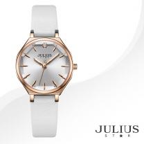 [JULIUS STAR] 줄리어스 스타 JS008A 여성시계 가죽밴드 손목시계