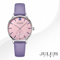 [JULIUS STAR] 줄리어스 스타 JS010B 여성시계 가죽밴드 손목시계