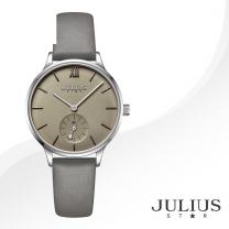 [JULIUS STAR] 줄리어스 스타 JS010A 여성시계 가죽밴드 손목시계