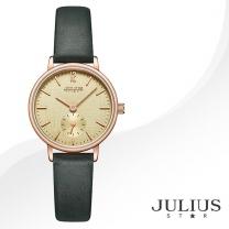 [JULIUS STAR] 줄리어스 스타 JS011C 여성시계 가죽밴드 손목시계