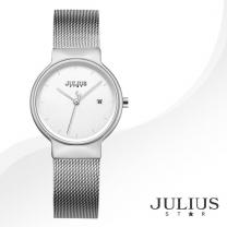 [JULIUS STAR] 줄리어스 스타 JS009LA 여성시계 메탈밴드 손목시계