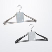 [한샘] PVC 논슬립 정장옷걸이 3P