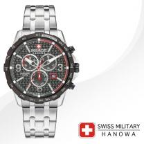 [SWISS MILITARY] 스위스밀리터리 06-5251.33.001 남성시계 메탈밴드 손목시계
