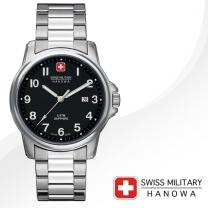 [SWISS MILITARY] 스위스밀리터리 06-5231.04.007 남성시계 메탈밴드 손목시계