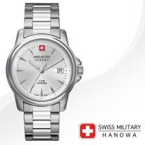 [SWISS MILITARY] 스위스밀리터리 06-5230.04.001 남성시계 메탈밴드 손목시계