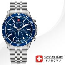 [SWISS MILITARY] 스위스밀리터리 06-5183.7.04.003 남성시계 메탈밴드 손목시계