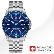 [SWISS MILITARY] 스위스밀리터리 06-5161.7.04.003 남성시계 메탈밴드 손목시계