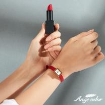[Ange odor] 앙쥬오도르 리비에라 RIVIERA no.01 가죽밴드 여성시계