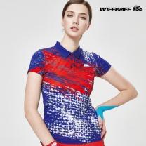 위프와프 반팔 카라 여성티셔츠 KT60329