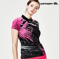 위프와프 반팔 카라 여성티셔츠 KT60330