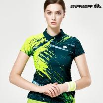 위프와프 반팔 카라 여성티셔츠 KT60331