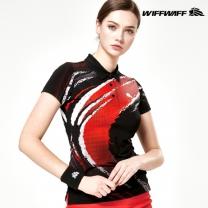 위프와프 반팔 카라 여성티셔츠 KT60332