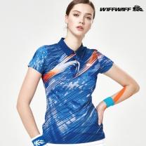 위프와프 반팔 카라 여성티셔츠 KT60333