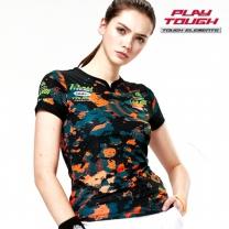 위프와프 반팔 라운드 여성티셔츠 RT80203