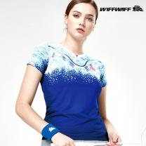 위프와프 반팔 라운드 여성티셔츠 RT80205