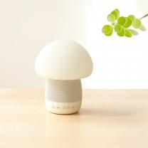 이모이 머쉬룸 램프 스피커(화이트) 수유등/무드등