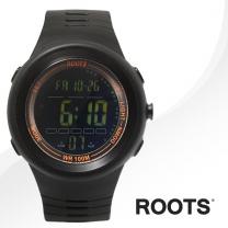 [ROOTS] 루츠 R14218_D 디지털시계 아웃도어 군인시계 진동알림시계