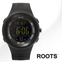 [ROOTS] 루츠 R14218_C 디지털시계 아웃도어 군인시계 진동알림시계