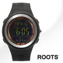 [ROOTS] 루츠 R14218_B 디지털시계 아웃도어 군인시계 진동알림시계