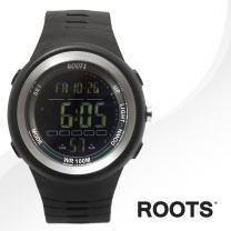 [ROOTS] 루츠 R14218_A 디지털시계 아웃도어 군인시계 진동알림시계