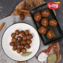 [누리웰] 바로먹는 깐계란 70g(2알) x 10개 + 메츄리아 25g(5알) x 12개