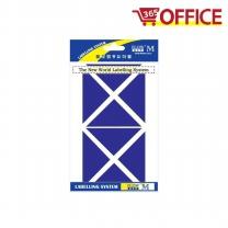 코너 보호 스티커 326-1 (파랑)