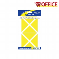 코너 보호 스티커 326-1 (노랑)