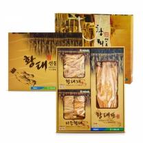 서광농협 황태선물세트(황태포+자른황태+황태채+쇼핑백동봉)