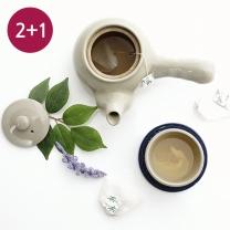 [에스엠씨농산] 맑은산청 맥문동 티백[1.5g×20개] 2팩 + 1팩(증정)