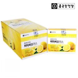 종근당건강 비타씨플러스 (2gX20포x10박스) 2세트