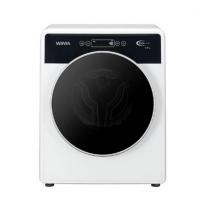 [하이마트] 미니 드럼 세탁기 WMF03BS5B [ 3kg / 화이트블랙  ]