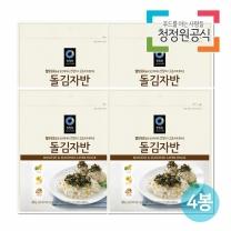 청정원 돌김자반 30gx4봉