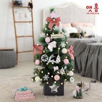 앳홈 핑크폼 크리스마스 트리 / 1m