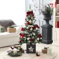 앳홈 레드엔젤 크리스마스 트리 / 1.3m