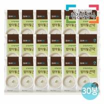 청정원 집으로on 밥이될곤약 150gx30개/곤약쌀