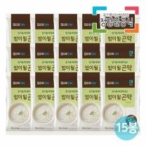 청정원 집으로on 밥이될곤약 150gx15개/곤약쌀