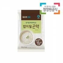 청정원 집으로on 밥이될곤약 150g/곤약쌀